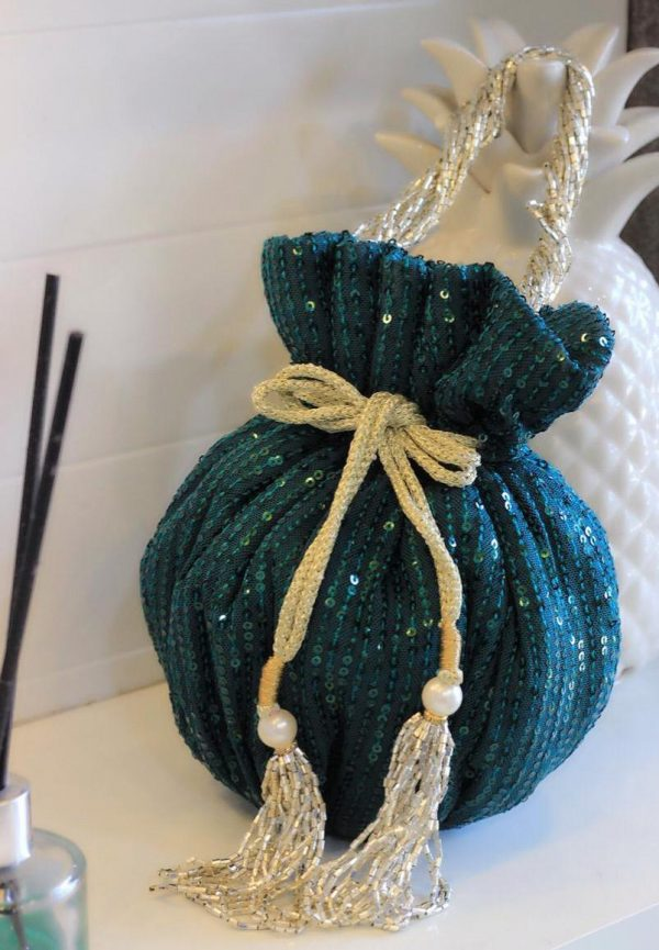 Stunning Sequin Bags - BW12bb