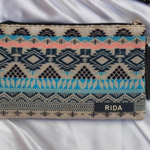 Patterned Sling Bag/Pouch - BW144sb